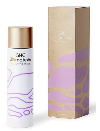 GHC Placental Cosmetic Ultimate AA Активный Увлажняющий Лосьон / Lotion Pro Active Moist, 120 мл.