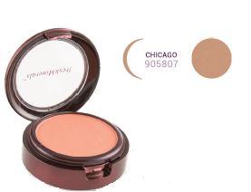 FreshMinerals Компактные румяна Mineral Pressed Blush Chicago, 5 гр.