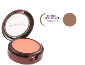 FreshMinerals Компактные румяна Mineral Pressed Blush Bronzed Chocolate, 5 гр.