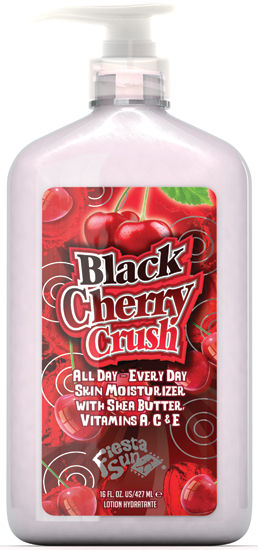 Fiesta Sun Black Cherry Crush Moisturizer, 472 мл.