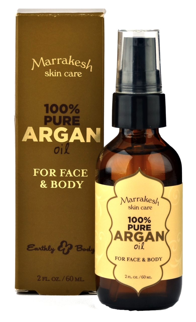 Marrakesh Чистое масло арганы для лица, тела и волос  Marrakesh Pure Argan Oil, 60 мл.