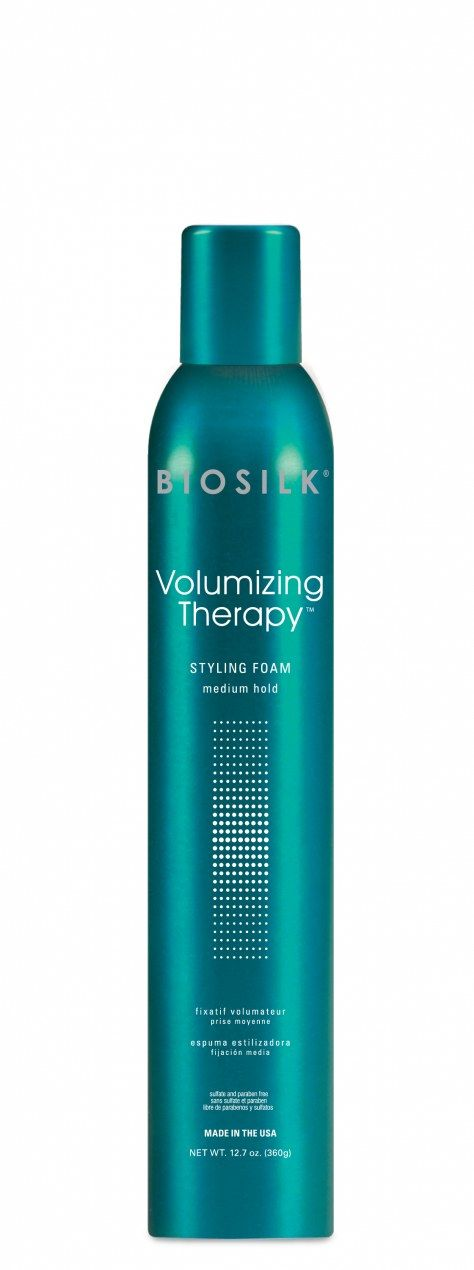 Biosilk ПЕНА VOLUMIZING THERAPY, 360 гр.