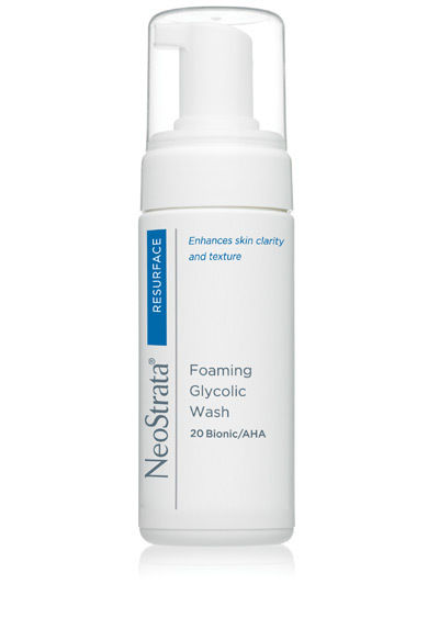 NeoStrata Resurface Пенка для умывания (NeoStrata Foaming Glycolic Wash), 100 мл.